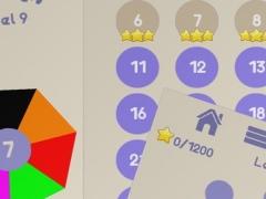 Looper Circle Ball: Who's Still Standing 1.0.0 Screenshot
