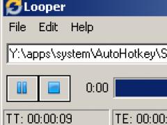 Looper 1.0.9.1 Screenshot