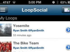 LoopSocial 2.01 Screenshot