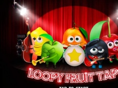 Loopy Fruit Tap - FREE music skills game 1.4 Screenshot
