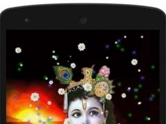 Lord Krishna Live HD Wallpaper 1.0 Screenshot