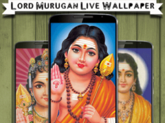 Lord Murugan Live Wallpaper 1.0 Screenshot