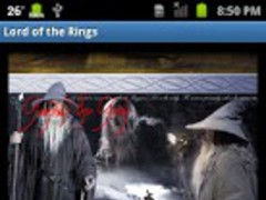 Lord of the Rings Character 1.2 Screenshot