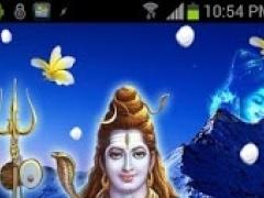 Lord SHIVA HQ Live Wallpaper 1.0 Screenshot