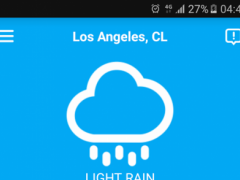 Los Angeles Weather Forecast 1 Screenshot