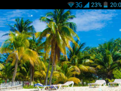 Lost Island Live Wallpaper 1.1 Screenshot