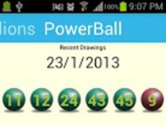 Lottery Forecaster Free 1.1 Screenshot