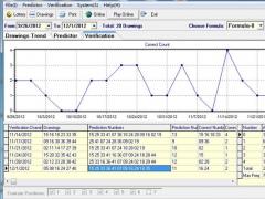Lotto007 Lottery Predict Software 2014 9.7.3.8 Screenshot