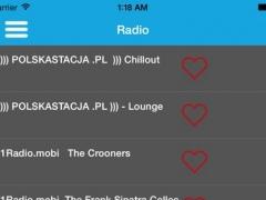 Lounge Music Radio With Music News 1.0 Screenshot