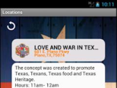 Love and War in TX 3.2 Screenshot
