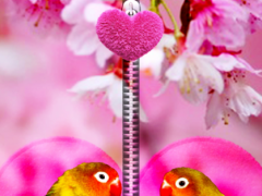 Love Birds Zipper UnLock 1.6 Screenshot