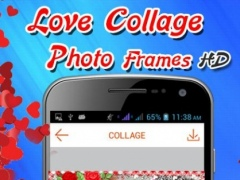Love Collage Photo Frames HD 1.1 Screenshot