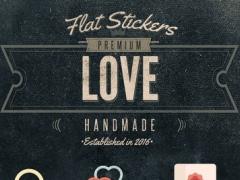 Love Flatstickers 2.0 Screenshot