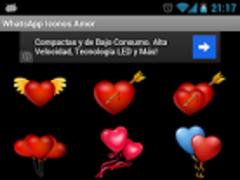 Love Icons for WhatsApp 2.0 Screenshot