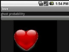 Love intensity 1.1 Screenshot