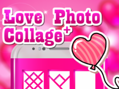 Love Photo Collage Plus 1.0 Screenshot