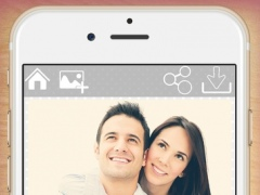 Love Photo Editor Photomontages for romantic images - Premium 1.0 Screenshot