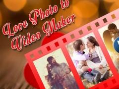 Love Photo to Video Maker 1.0 Screenshot