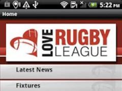 Love Rugby League 1.1 Screenshot