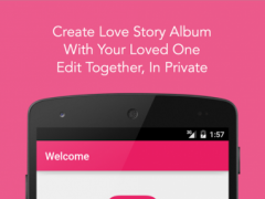 Love Story - Album for Couples 1.0 Screenshot