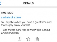 Love & Time idioms 1.0 Screenshot