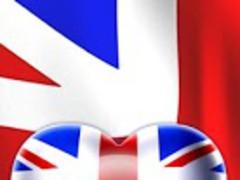 Love UK Flag LWP 1.0 Screenshot