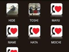 lovecall - phone book plus 1.4 Screenshot
