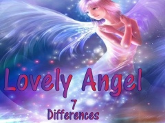 Lovely Angels Find Differences 1.0.1 Screenshot
