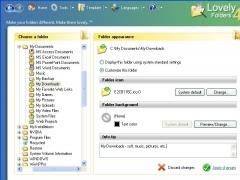 Lovely Folders 4.3 Screenshot