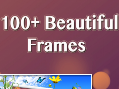 Lovely Photo Frames Pro 4.0 Screenshot