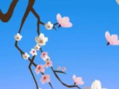 Lovely Sakura Live Wallpaper+ 1.0.2 Screenshot