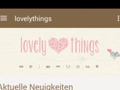 lovely things 5.618 Screenshot