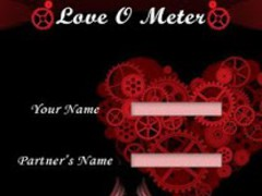 LoveOMeter 1.2 Screenshot
