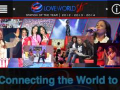 LoveWorldSAT (LoveWorld SAT) 1.2.11.40 Screenshot