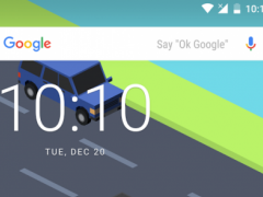 Low-Poly Car Live Wallpaper 1.0 Screenshot