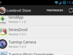 Lowlevel Store 1.0 Screenshot