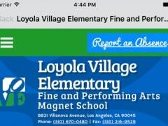 Loyola Village Elementary Magnet School 1.0 Screenshot