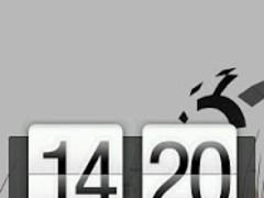LP Slate Sense skin + Clock 1.0 Screenshot