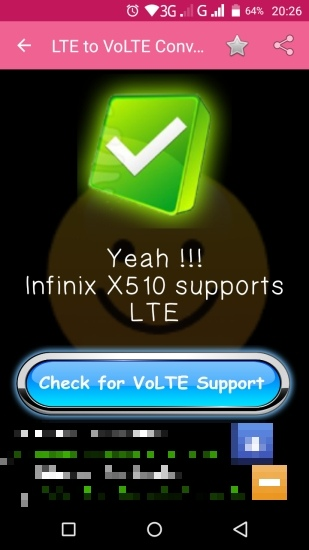 LTE to VoLTE Converter 1 1 Free Download