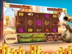 Lucky Cowboys Slots - Las Vegas Free Slots Machine 1.0 Screenshot
