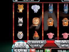 Lucky Wolf Casino Wild Slots Of Vegas - Casino Gambling House 2.0 Screenshot
