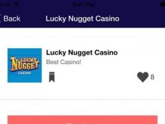 LuckyNugget Casino best online lucky nugget games reviews 1.0 Screenshot