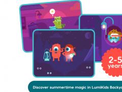 LumiKids Backyard by Lumosity 1.0.5 Screenshot