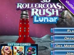 Lunar 3D Rollercoaster Rush FREE 1.0.4 Screenshot