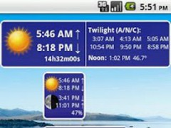 LunaSolCal Widgets 2.2.3 Screenshot