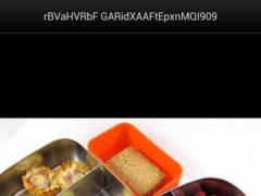 Lunch Box Ideas Easy 1.0 Screenshot