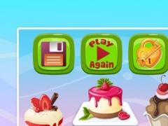 Lunch Dessert Food Maker Salon - Fun Candy Cake Cooking Games for Kids (Boys & Girls) 1.0 Screenshot