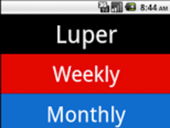 Luper - Contact Management App 1.0 Screenshot
