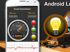 Lux Meter (Light Level) 1.0 Screenshot
