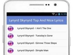 Lynyrd Skynyrd Lyrics 1.0 Screenshot